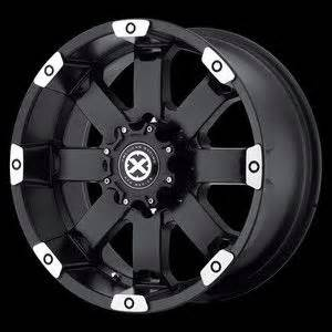 22 Inch Black Truck Wheels 22 Inch Black Rims Wheels Chevy Truck Silverado Tahoe