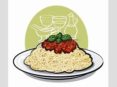 Bowl Of Pasta Clipart | Clipart Panda - Free Clipart Images Free Clip Art Meatball