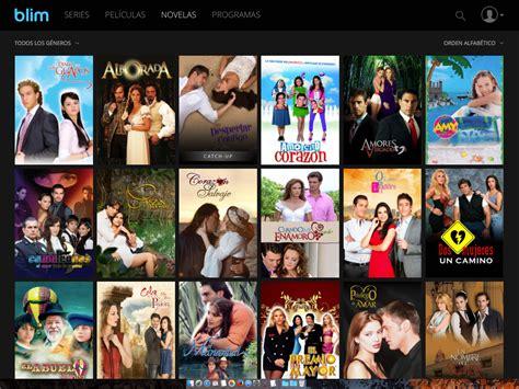 videos novelas series programas especiales online film cat 225 logo de telenovelas y series en