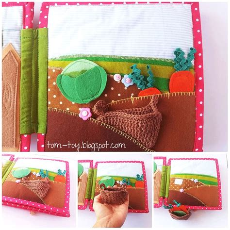 libro supertato veggies assemble 25 best ideas about quiet book templates on quiet book patterns busy book and