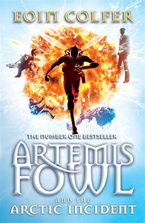 artemis a novel books artemis fowl and the arctic incident artemis fowl