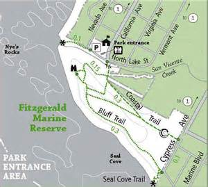 fitzgerald map driving directions friends of fitzgerald marine reserve