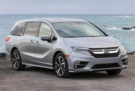 2019 Honda Odyssey Release by 2019 Honda Odyssey Release Date Hybrid Changes Price