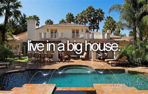 a big house live in a big house my dream house pinterest