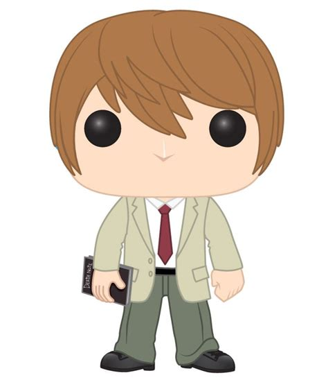 Funko Pop Light Yagami Note heaven or hell note funko concept pops coming may fpn