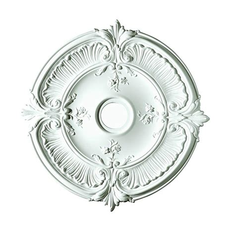 Focal Point Ceiling Medallions by Focal Point 30 In Acanthus Ceiling Medallion 81031 The Home Depot
