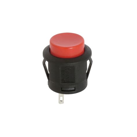 Power Push Button Switch On push button switch momentary