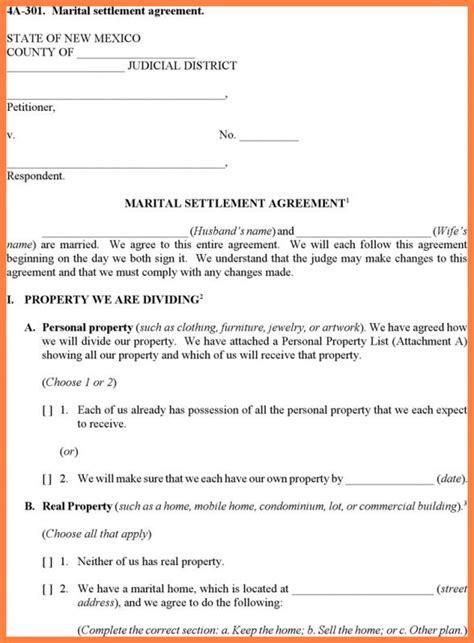 prenuptial agreement new york template prenup agreements template template business