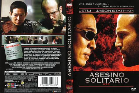 film con jason statham e jet li dvd asesino solitario war jet li jason statham