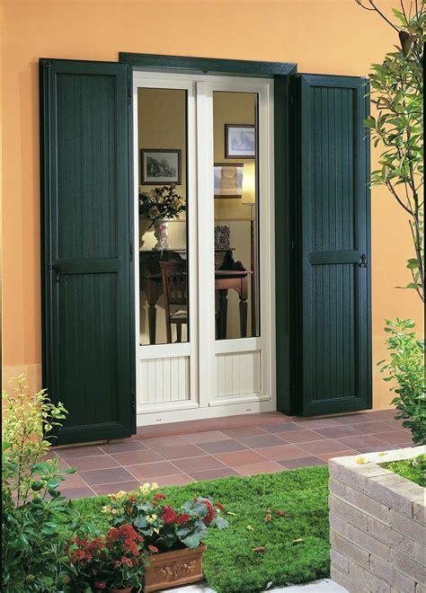 finestra con persiana porta finestra con persiana ad antone cieco mdb portas