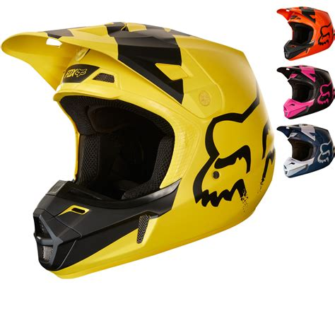fox racing motocross fox racing v2 mastar motocross helmet helmets
