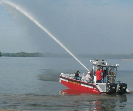 oquawka boats oquawka boats and fabrication inc fire boats
