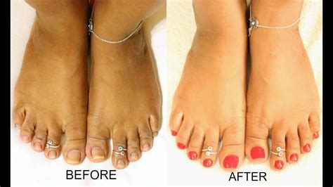 How Do I Detox My At Home by How I Do My Pedicure At Home Diy Detox Foot Soak Scrub