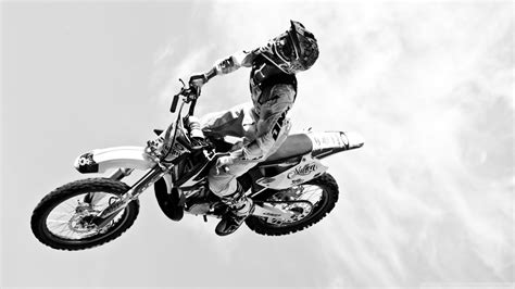 black and white motorcycle wallpaper dirtbike moto vehicles motorcycle motorbike bike flight