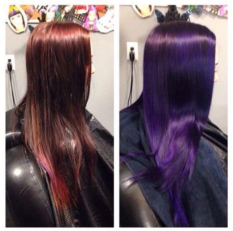 pravana violet hair color pravana vivids violet hair hair design cabello