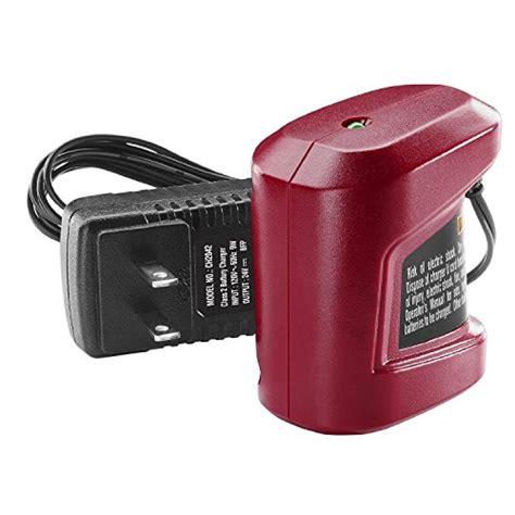 19 2 volt craftsman battery charger craftsman 19 2 volt dual chemistry battery charger model