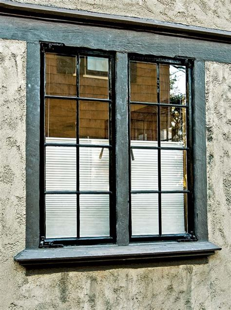 fixing house windows how to repair a steel window old house online old house online