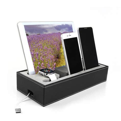 desk cell phone holder multi device organizer cell phone holders for your desk