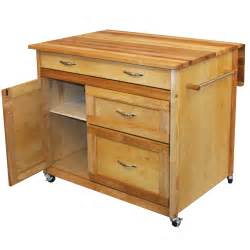 butcherblock kitchen island catskill craftsmen kitchen island with butcher block top