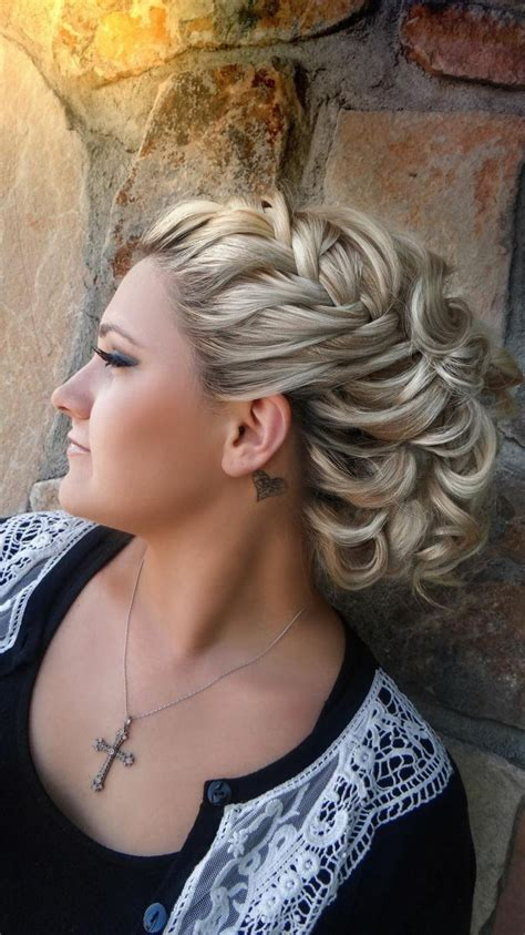 best updo hairstylist dallas 220 best updos images on pinterest hair dos hairdos and