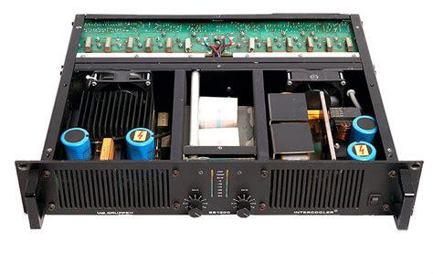 Power Lifier Lab Gruppen lab gruppen ss1300 image 1559319 audiofanzine