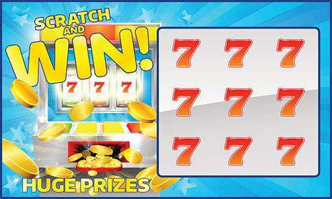 Free Instant Win Scratch Tickets - lottery ticket clip art vector images illustrations