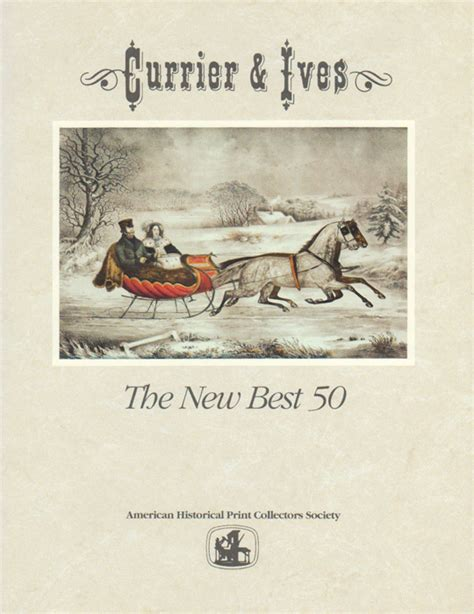 currier and ives best 50 currier ives the new best 50 philadelphia print shop
