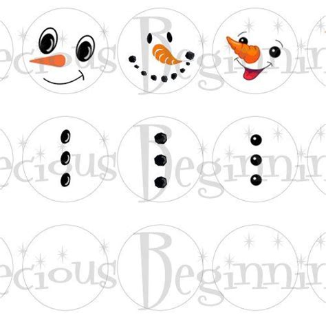 printable snowman ornaments 14 best crafts snowmen faces images on pinterest snowman