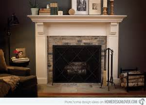 Modular Homes Interior 15 Traditional Mantel Designs Home Design Lover