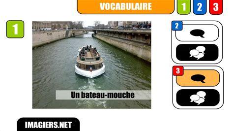 bateau mouche pronunciation how to pronounce in french un bateau mouche youtube