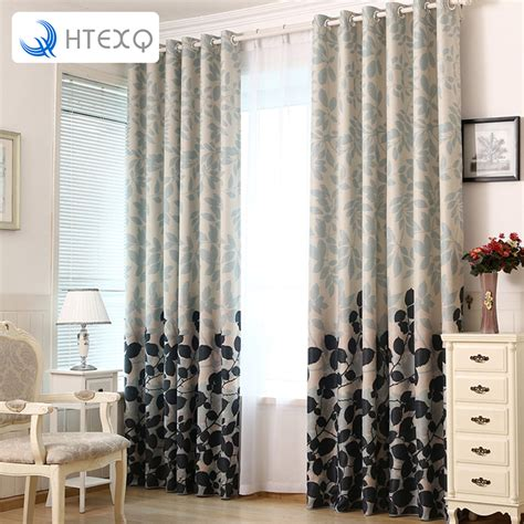 light grey blackout curtains fashion light grey flower curtain foil printed thermal