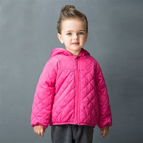 Hooded Quilted Coats Outerwear by Classic Hooded Quilted Jacket N12336