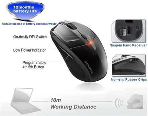 Mouse Wireless Biasa wireless mouse gigabyte eco500 anarm net