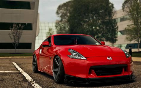 nissan 370z custom wallpaper red nissan 370z wallpaper 1920x1200 17820