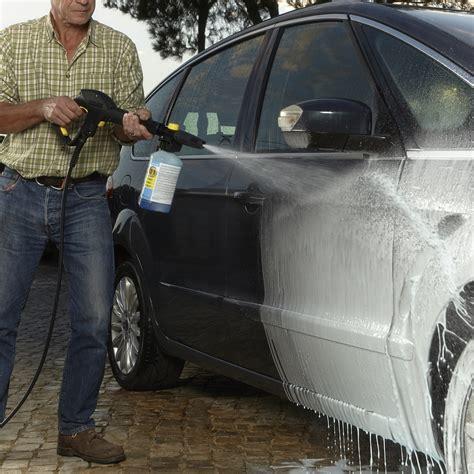 Karcher 0 3l Foam Jet Nozzle fj 10 c connect n clean foam and care nozzle with car