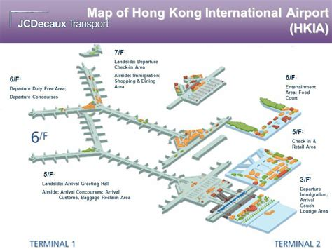 hong kong international airport floor plan image gallery hong kong airport map