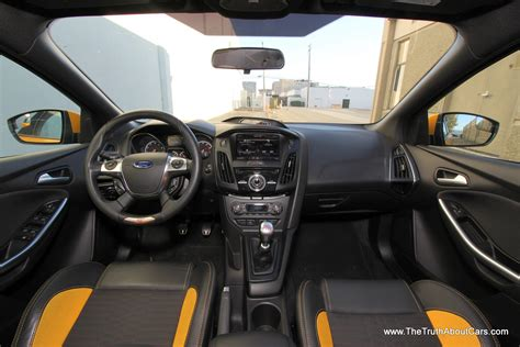 Ford St Interior by 2014 Ford Focus St Interior 005 The About Cars