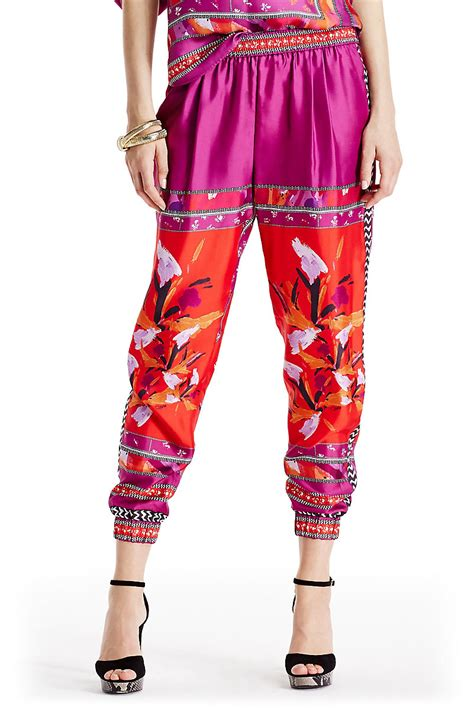 Janeta Dress dvf janeta silk track pant landing pages by dvf