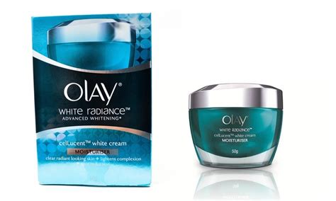 Olay White Radiance Cellucent White olay white radiance moisturiser groupon goods