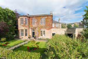 Jk Rowling House jk rowling s eight bedroom mansion where she wrote harry potter books goes up for sale for 163 2