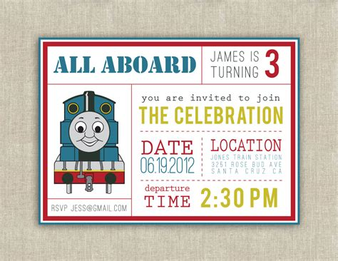 engine birthday card template the invitations the