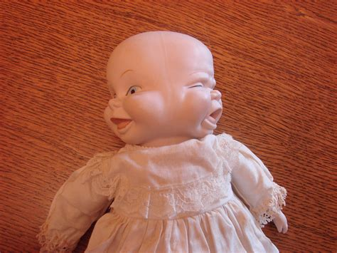 3 faced porcelain doll vintage 3 faced porcelain baby dollkind of creepy expression