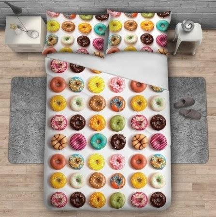 Burger Bed Set 12 And Creative Bedding Sets Comforters
