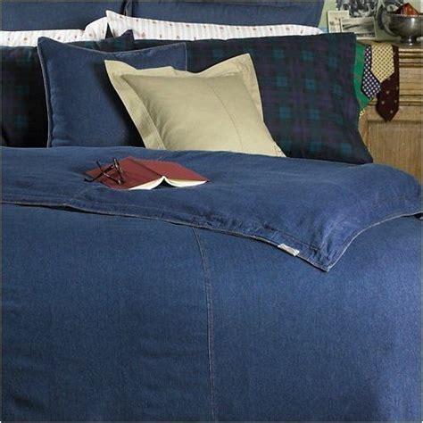 denim bedding amazon com ralph lauren university denim blue jean twin