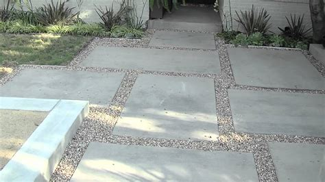 Others Large Concrete Pavers For Quickly Create A Patio Paver And Gravel Patio