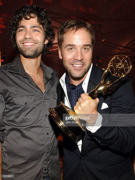 Piven Prefers Taking To Carpet Events by 58th Annual Primetime Emmy Awards Hbo After