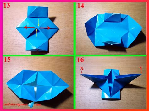 tutorial membuat origami tutorial origami kamera