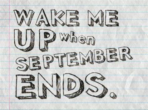 s day ending song me up when september ends manresa amigos