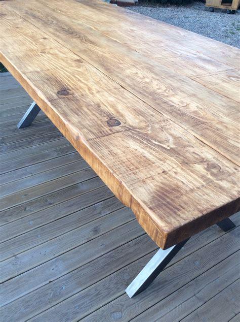 planche de bois pour bureau banc pour table a manger 1 designbois uteyo