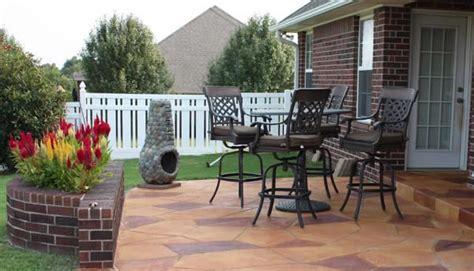 concrete patio las vegas concrete patios las vegas nv patio resurfacing